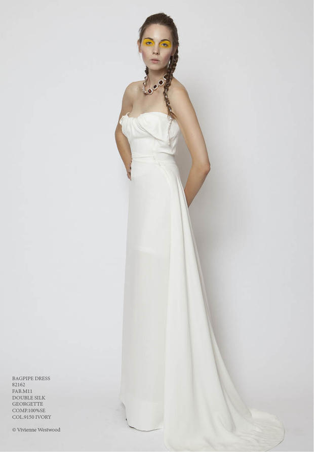 Vivienne Westwood Wedding Collection • WOMAN AT