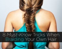 How To Braid Your Own Hair Cornrows   www.imgkid.com - The ...