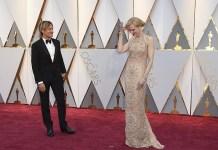 Лучшие наряды Оскара 2017