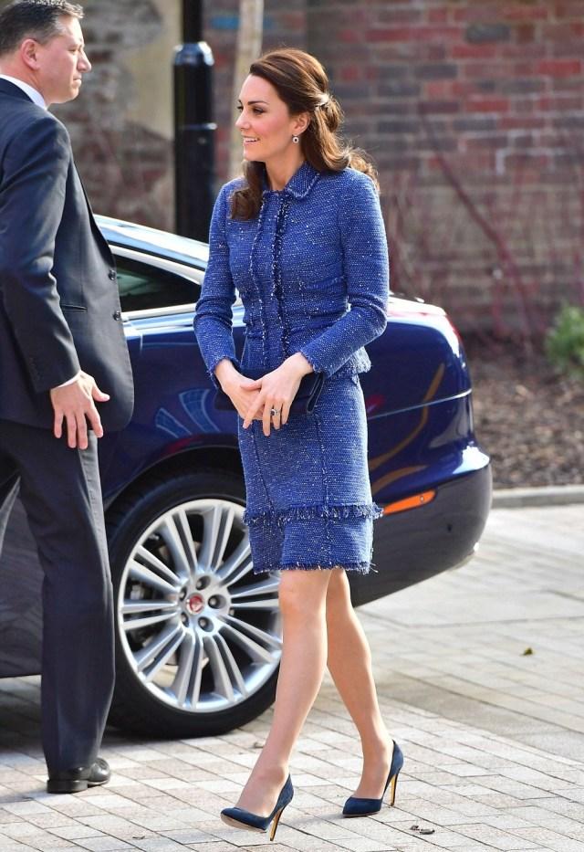Кейт Миддлтон рассказала, что любит принц Джордж