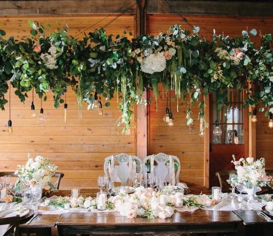 Тренды в организации свадьбы 2017