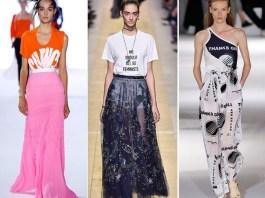 Модные тренды лета 2017