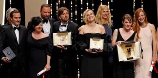 Победители Каннского фестиваля 2017