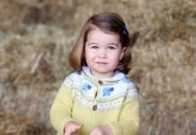 Принц Уильям и Кейт Миддлтон отпраздновали день рождения принцессы Шарлотты новой фотографией