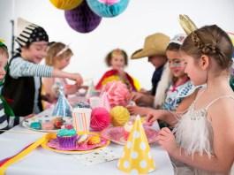 Как добавить волшебства на детский праздник?