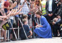 Принц Уильям и Кейт Миддлтон прибыли в Германию