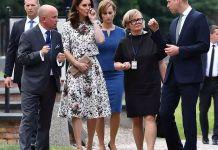 Принц Уильям и Кейт Миддлтон посетили бывший концентрационный лагерь и город Гданьск