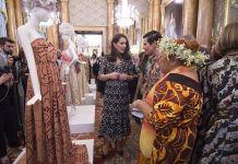 Для этого мероприятия герцогиня Кембриджская снова выбрала платье от бренда Erdem, который уже называют любимым брендом королевской семьи в этом году.