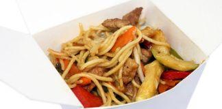 Лапша «Вок» – способы приготовления, польза и разнообразие блюда