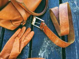 Ремни с бляхами: стиль вне времени