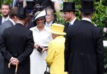 Меган Маркл впервые посетила Royal Ascot и вручила приз победителю