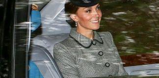 Кейт Миддлтон посетила церковь в Шотландии вместе с Елизаветой II