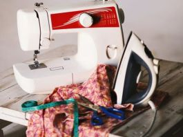 Отличный способ научиться шить дома