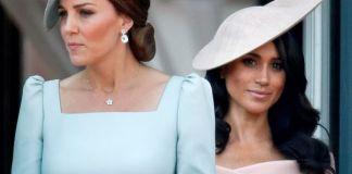 Почему поссорились Кейт Миддлтон и Меган Маркл в день свадьбы