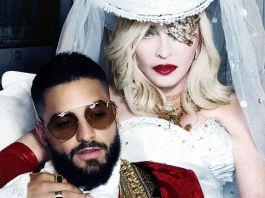 60-летняя Мадонна выпустила новый откровенный клип