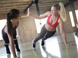 Йога и физические упражнения полезны для лица