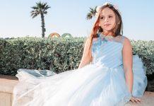 Лето-2019. Модные платья для девочек