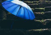 Как ухаживать за зонтом?