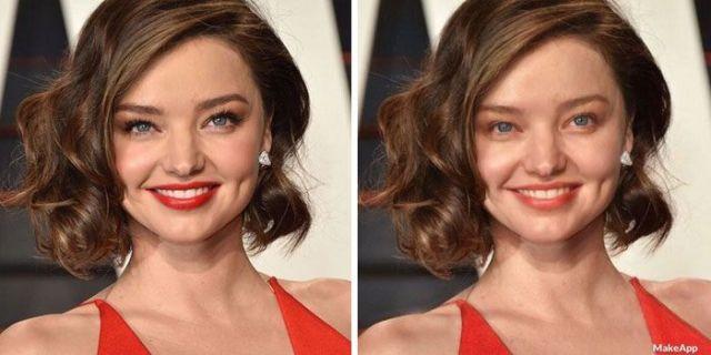 Как выглядят голливудские актрисы без макияжа