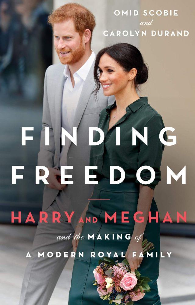 Биография принца Гарри и Меган Маркл уже стала бестселлером
