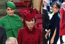 Кого пригласит на свадьбу сына Виктория Бекхэм: Кейт Миддлтон или Меган Маркл?