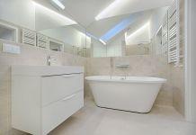Как легко и быстро освежить интерьер ванной комнаты