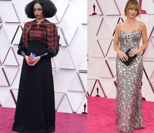 Худшие наряды Оскара 2021