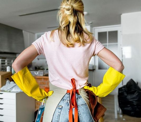 Как похудеть к лету без фитнеса и диет? Заняться уборкой!