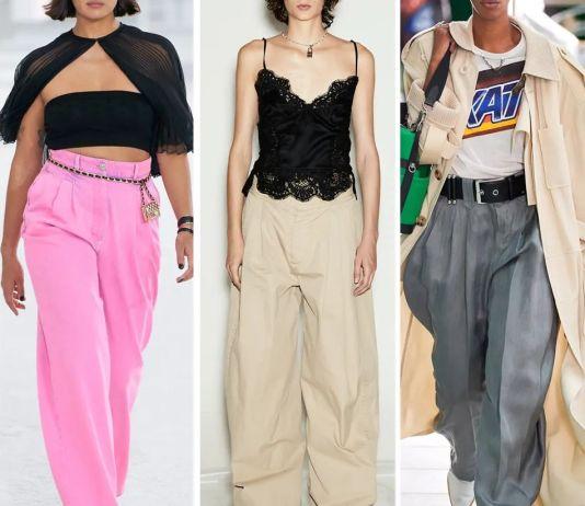 9 модных трендов весны для гардероба