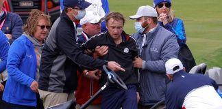Тому Фелтону стало плохо во время игры в гольф