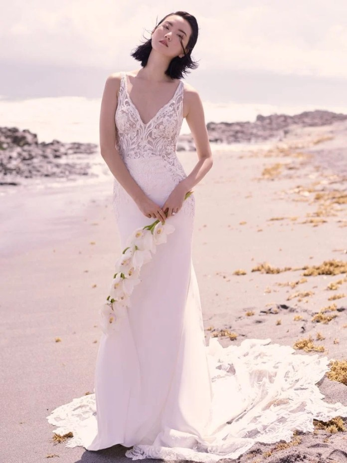 The Dean by Sottero and Midgley dress
