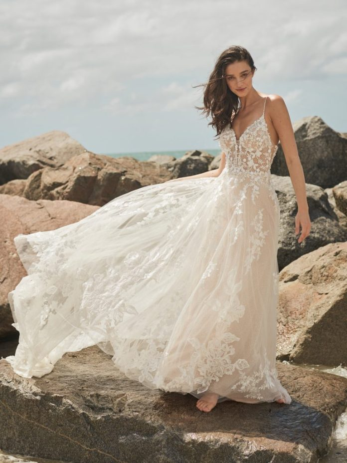 Marlow by Sottero and Midgley wedding dress