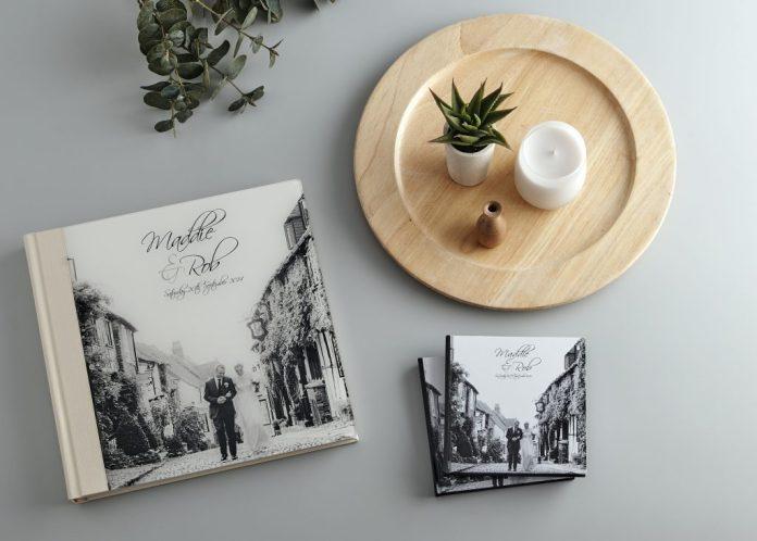 parent wedding albums