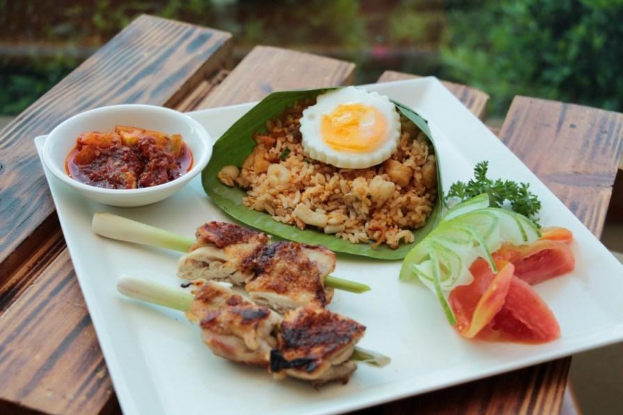 Nasi Goreng Voyager Millennium Hotel Sirih Jakarta