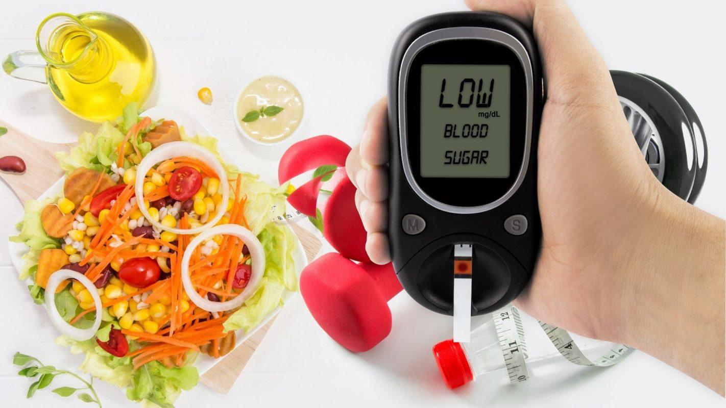 Foto: design by canva/ ilustrasi diabetes