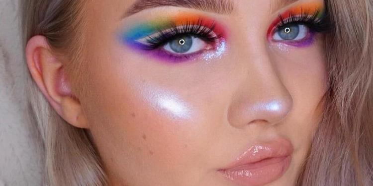 4 Tips Makeup Penuh Warna Tapi Tidak Norak