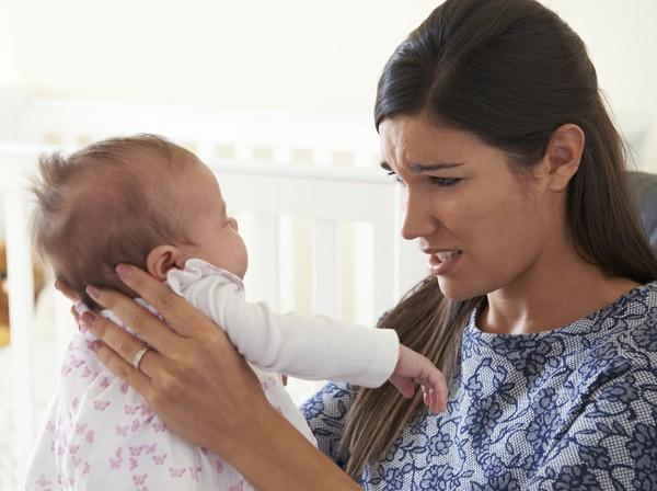 5 Kiat Mengalahkan Baby Blues Bagi Ibu Baru