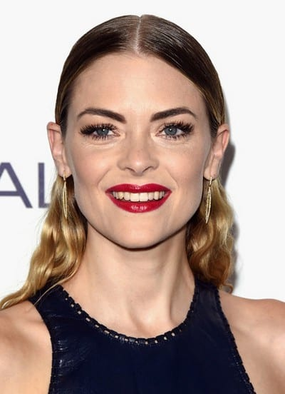 Jaime+King+Makeup+Red+Lipstick+UK6kxmt44gdl
