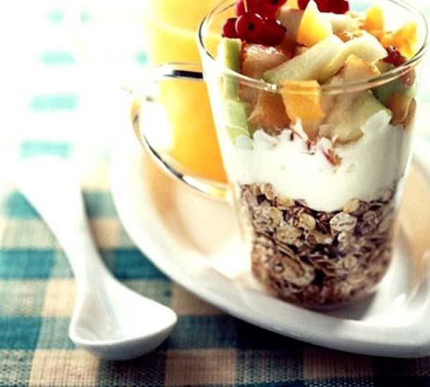 Συνταγες γιαουρτι για πρωινο