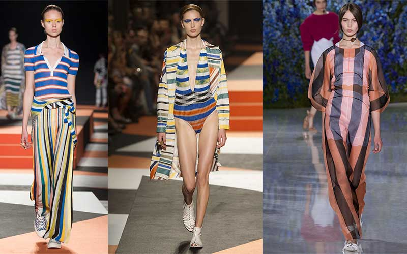 Ποια Ριγωτά Outfits θα Φορέσουμε αυτή τη Σεζόν 2016