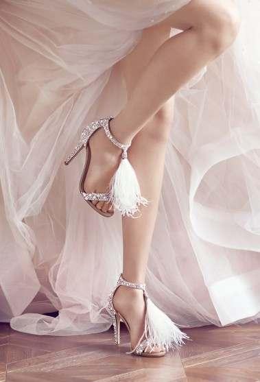 Jimmy Choo  Νυφικά Παπούτσια Άνοιξη Καλοκαίρι 2016  ae14c9b7d17