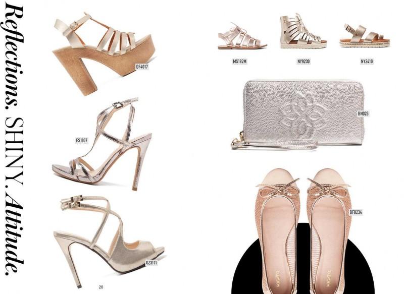 Migato γυναικεια παπουτσια 2016 ανοιξη καλοκαιρι - womanoclock.gr