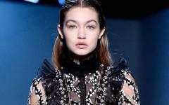 Glitter και στη Γραμμή των Φρυδιών Eίδαμε στο Fashion Week