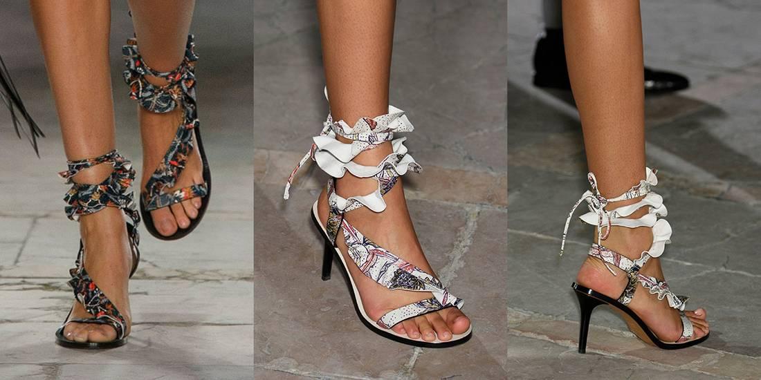 Παπούτσια Άνοιξη 2017: Τα trends από το Fashion Week στο Παρίσι