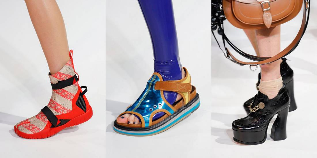 Maison Margiela Παπούτσια Άνοιξη 2017: Τα trends από το Fashion Week στο Παρίσι