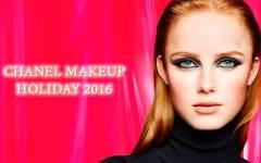 Μακιγιάζ Χριστούγεννα πρωτοχρονιά 2016 chanel video