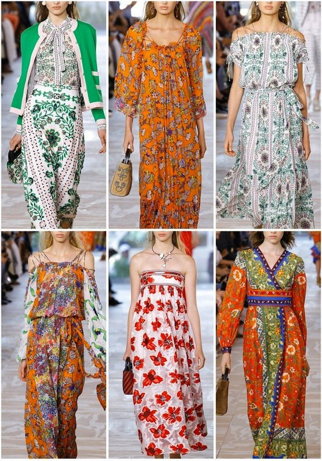 Print & Patterns για την Άνοιξη 2017 από το Fashion Week στη Νέα Υόρκη