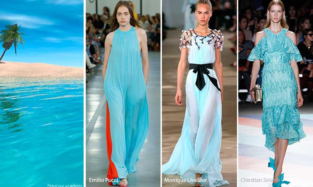 10 top χρώματα μόδας άνοιξη καλοκαίρι 2017 - womanoclock.gr