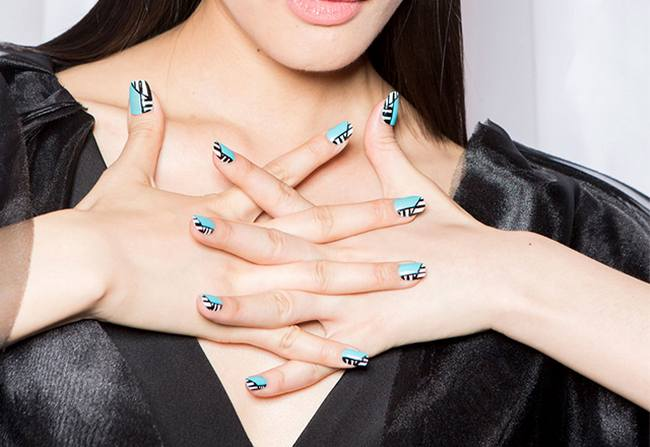 Nail trends spring 2017