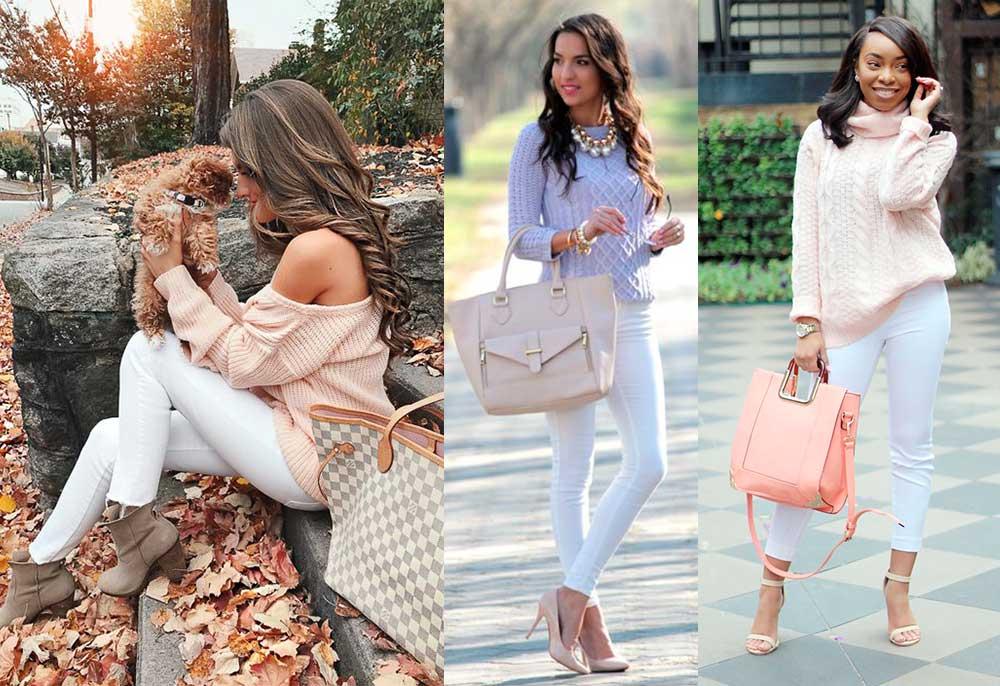 Πως να Φορέσω Λευκό Παντελόνι όλες τις Εποχές